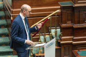 Vincent Van Peteghem werkt aan een hervorming van de stroomfactuur en de invoering van de energienorm