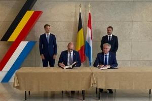 Les travailleurs frontaliers belges et luxembourgeois pourront travailler à domicile dix jours de plus sans conséquences fiscales